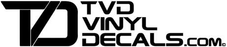 TVD Vinyl Decals